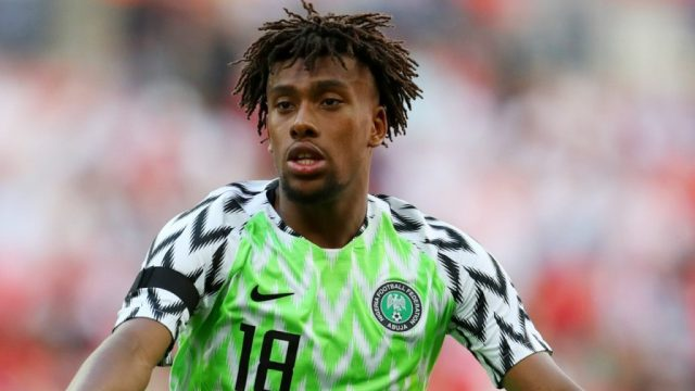 Alex Iwobi becomes most expensive Nigerian footballer ever [See top 12]