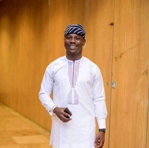 Seun Fakorede: The 27-year-old picked for commissioner (Biography)