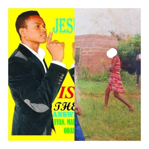 General Overseer Impregnates 12-Year-Old Girl, The Pastor's Sister Aborts It (Pics)