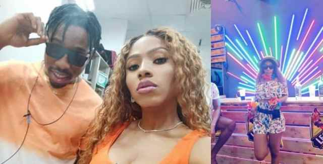 BBNaija: Mercy and Ike caught Romancing and moaning in bed (video)