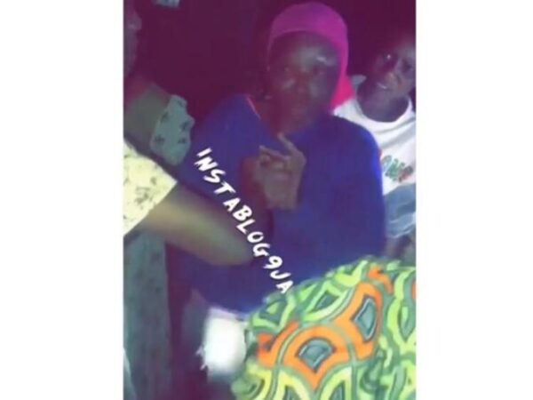 Lady Caught While Trying To Throw Her 2 Children Into A Well