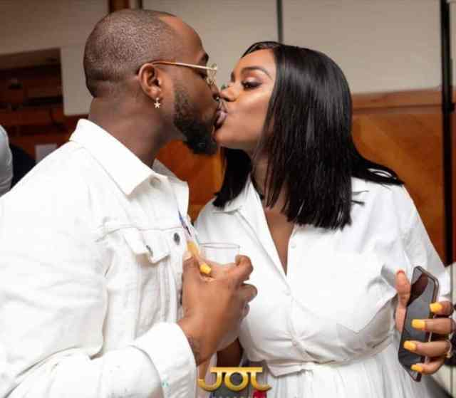 Chioma and son, Ifeanyi dancing to Davido's song from new album (Video)