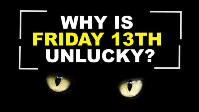 Friday the 13th and why its considered Unlucky Day