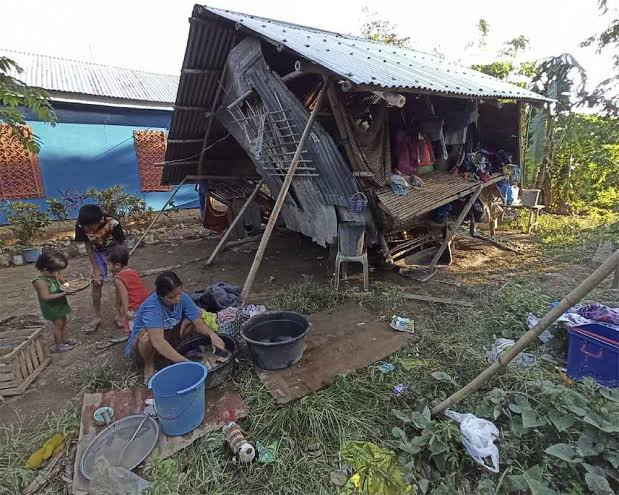 Philippines Christmas typhoon death toll increases to 41