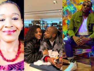 Davido Drops Bombshell To Chioma – I'm Not Sure If I'm Ifeanyi's Biological Father