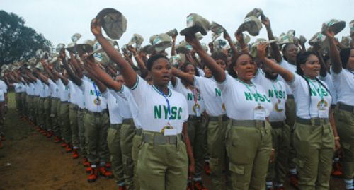 N33,000 Allowance approved by FG for NYSC members