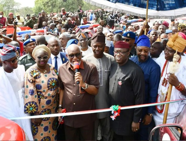 Amotekun: Governor Fayemi gives details why it was created