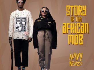 Navy Kenzo – Attention