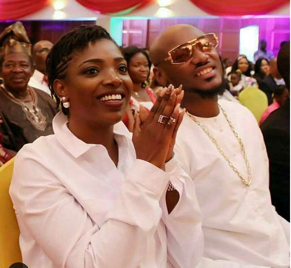 ROMANTIC: WATCH Annie Idibia Shares Adorable Video Of 2baba As He Celebrates 45th Birthday