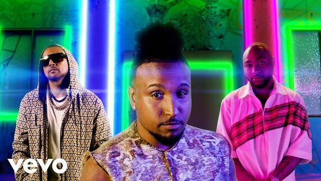 VIDEO: Ir-Sais Ft Sean Paul & Davido – Dream Girl Global Remix Mp4