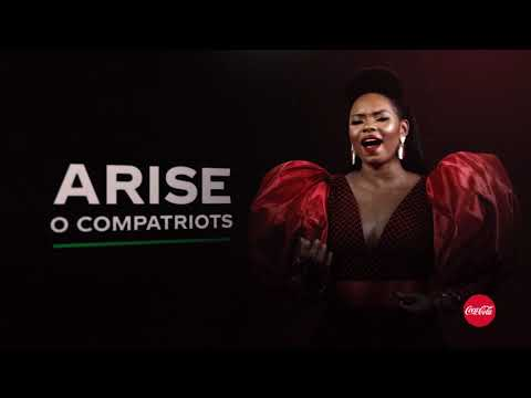 VIDEO: Yemi Alade, 2Baba, Rema, Cobhams Asuquo – Arise O' Compatriots Mp4