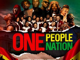 DOWNLOAD Stonebwoy – One People One Nation Mp3