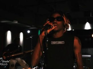 DOWNLOAD Fireboy DML – Shade (Acoustic_Session) Mp3 + Mp4 Video
