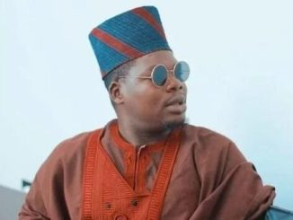 Popular Comedian, Mr Macaroni Stripped, Tied By The Police (VIDEO)