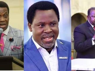 3 Top Nigerian Pastors who died in Just 2month