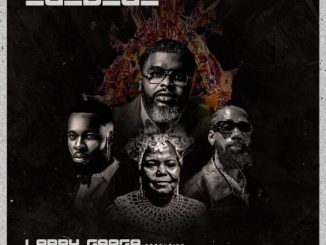 Larry Gaaga Ft. Theresa Onuorah, Phyno & Flavour – Egedege Mp3 Download