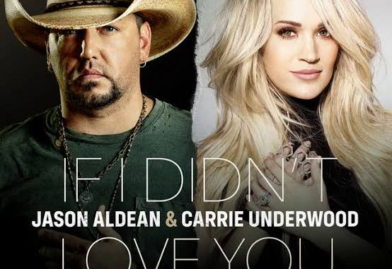 Carrie Underwood & Jason Aldean – If I Didn't Love You Mp3 Download Audio Free