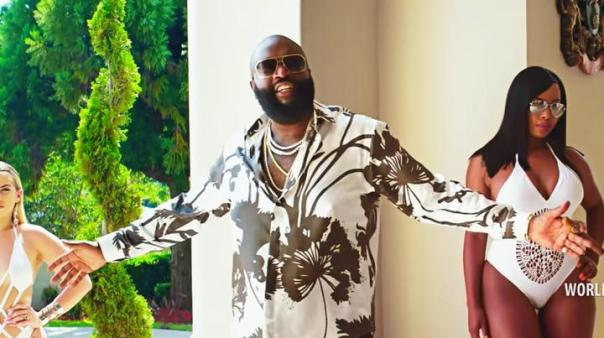 watch-rick-ross-throw-champagnesoaked-pool-party-in-same-hoes-video_1