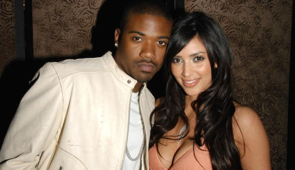 - MARCH 22: Ray J and Kim Kardashian attend Charlotte Ronson Fall/Winter 2006 Collection at Library Bar on March 22, 2006. (Photo by Stefanie Keenan/Patrick McMullan via Getty Images)