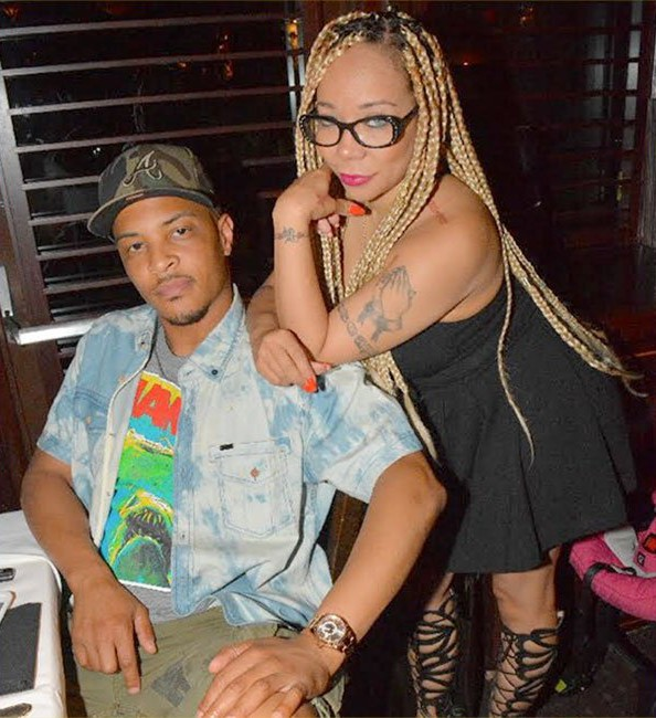"""Tameka 'Tiny' Harris Will Reconcile With T.I. But He Has To """"Come Back To Her"""""""