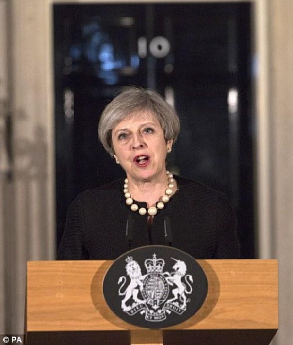 UK Parliament Attack: