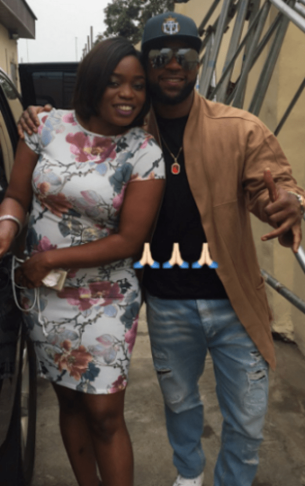 Bisola And Iyanya Have Reunited 9 Years After 3