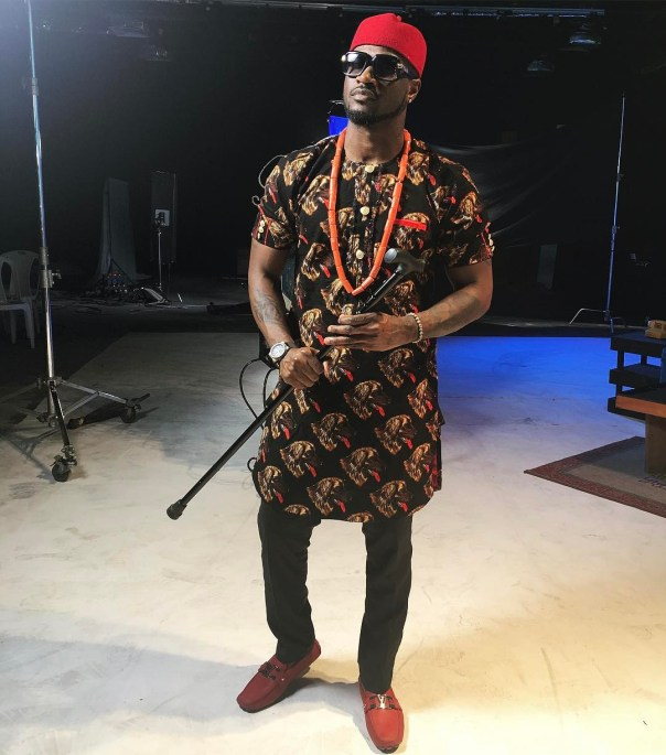 2 Absolutely Stunning Nigerian Outfits Psquare Slayed 1