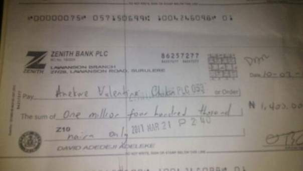 Davido Issues Dud Cheque To Auto Dealer For Mercedes-Benz GLE 450