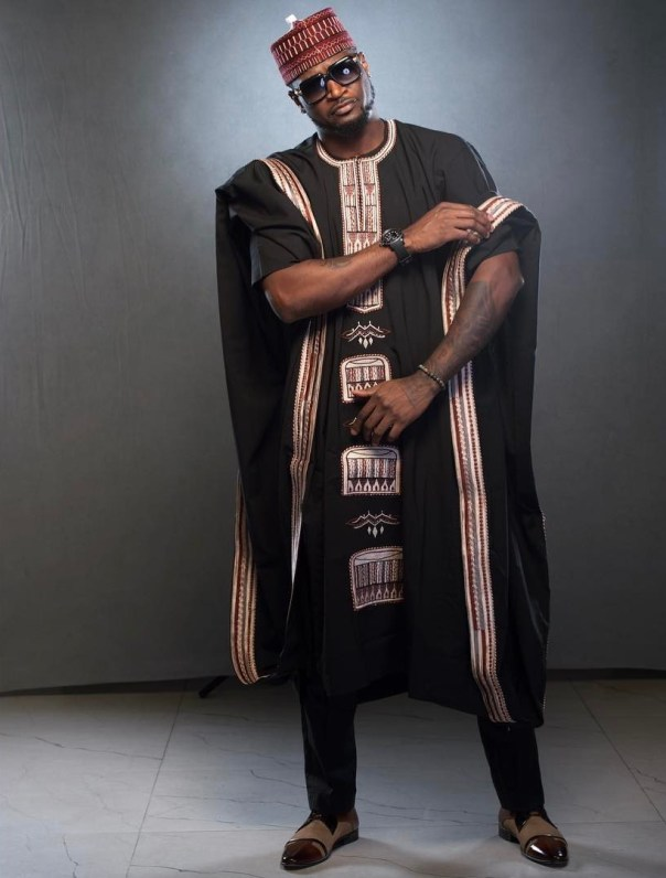 2 Absolutely Stunning Nigerian Outfits Psquare Slayed 2