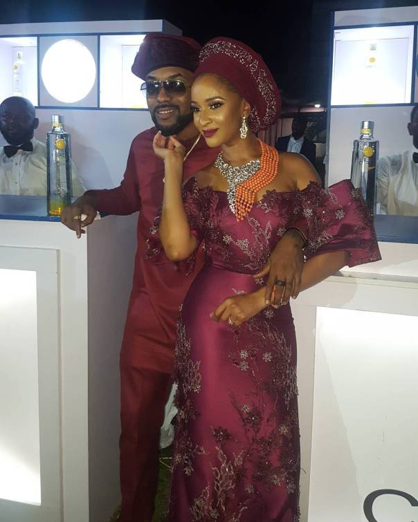 Even More Photos From Banky W And Adesua Etomi Wedding Introduction 15