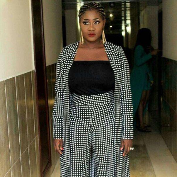 Nollywood Star Mercy Johnson 1