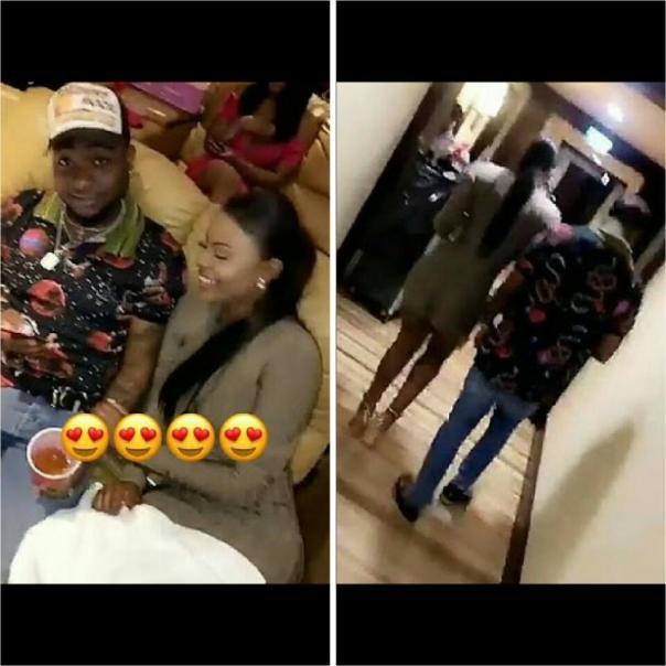 Davido's 2nd Babymama Amanda Threw Shade At The Singer And HIS HOES But Sophia Momodu Fires Back 2