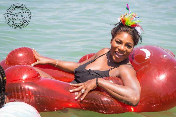 Nacho Average Bride Serena Williams 2-Day Bridal Shower 6