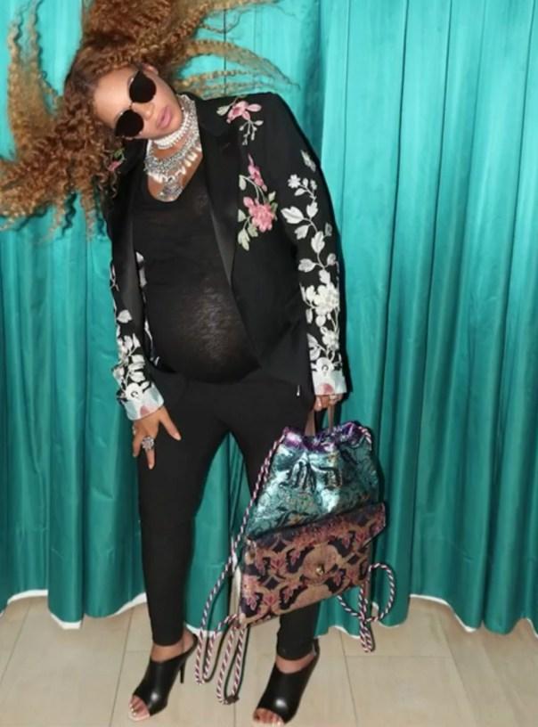 Beyonce Twins Maternity Photoshoot 3