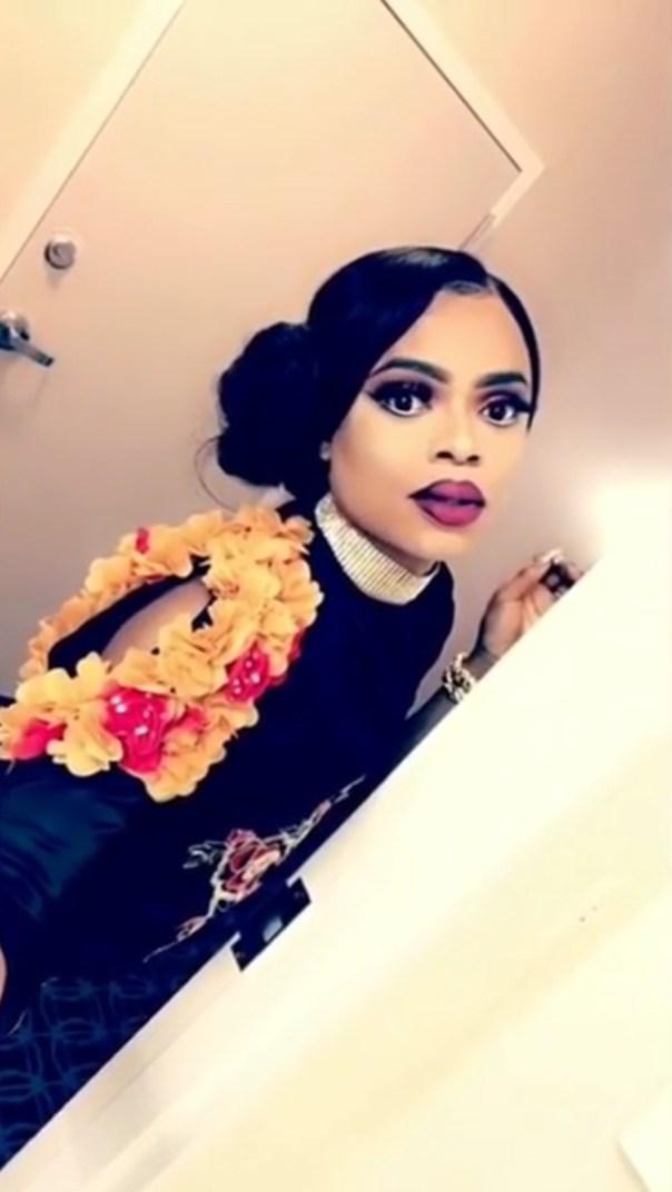 Nigerian Cross-Dresser Bobrisky (2)