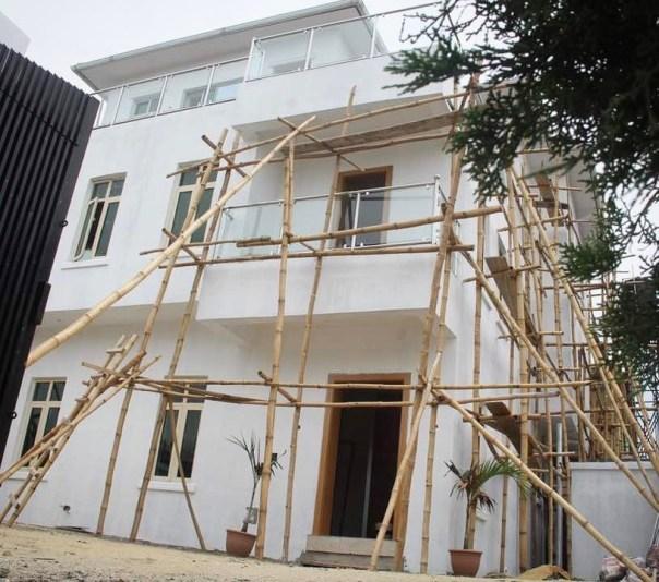 Davido Has Completed Renovation Of His Lekki Home (2)