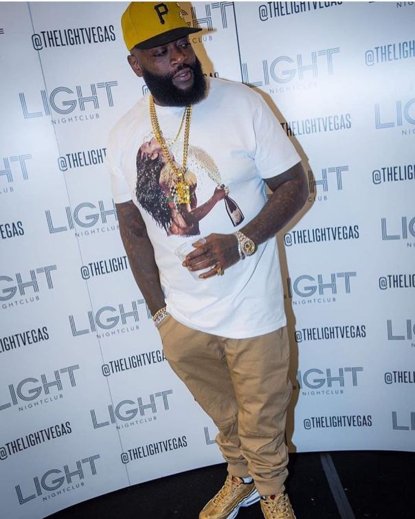 Rapper Rick Ross (1)