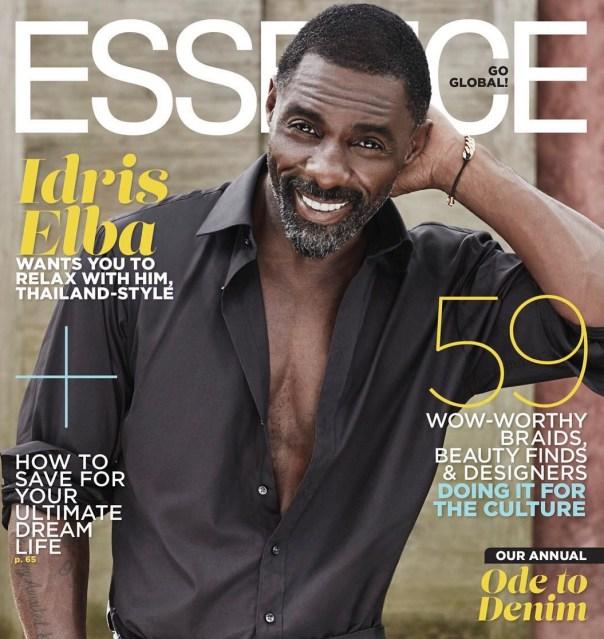 Idris Elba Covers Essence Magazine August Issue (1)
