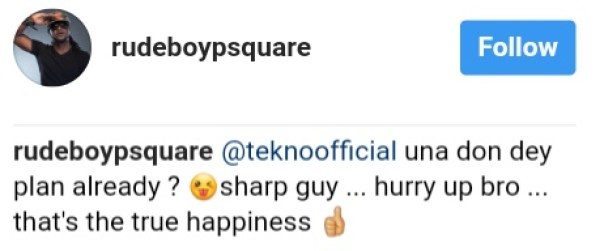 Tekno Hinting He's Expecting A Child With Girlfriend Lola Rae (3)