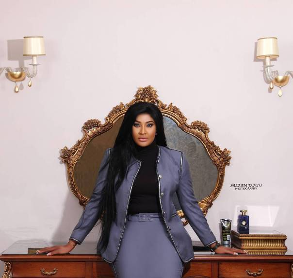 Angela Okorie Was Almost Shot Dead By Robbers While Driving Out Of An Orphanage Home (1)