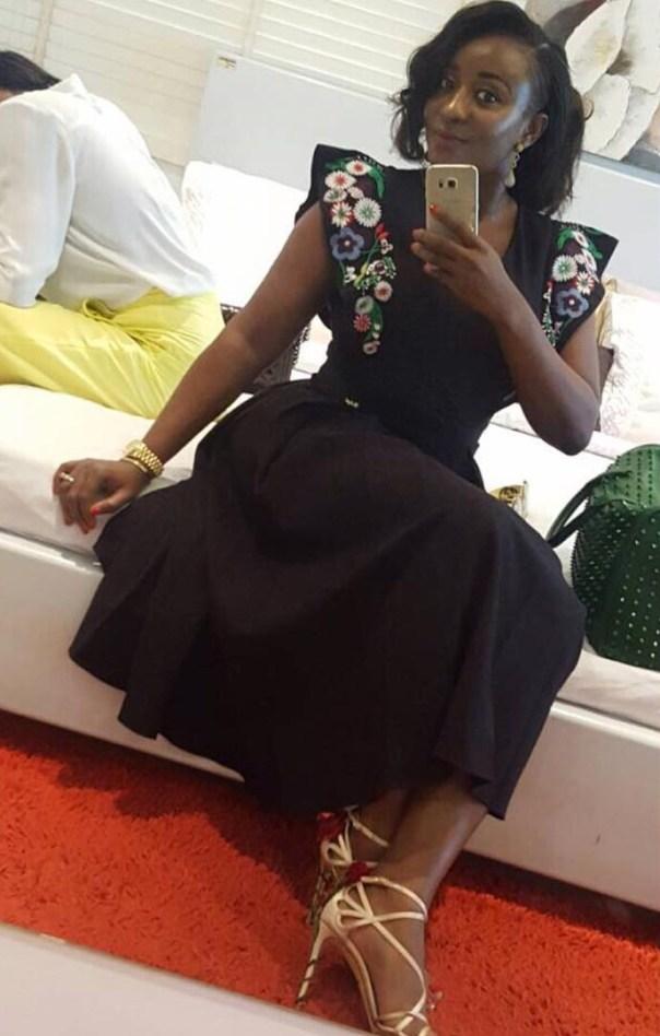 Ini Edo Looks Really Slim And Fit (1)