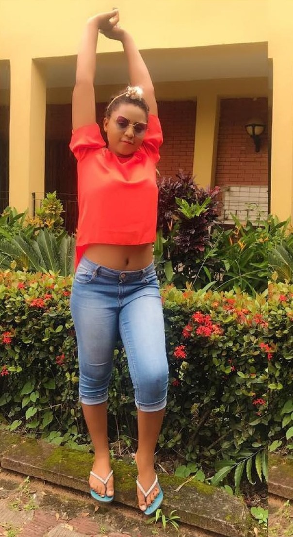 Regina Daniels Celebrates Going To School As A Year 1 Student (1)