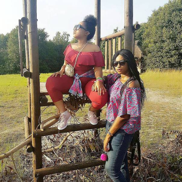 Moyo Lawal Discloses How She Climbed A Tree House And Nearly Slipped Twice (5)