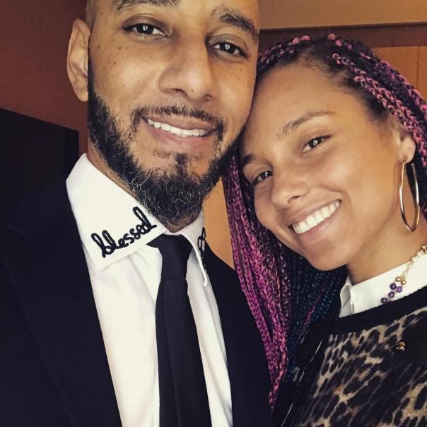 Alicia Keys Celebrates As Husband Swizz Beatz Graduates From Harvard Business School (2)