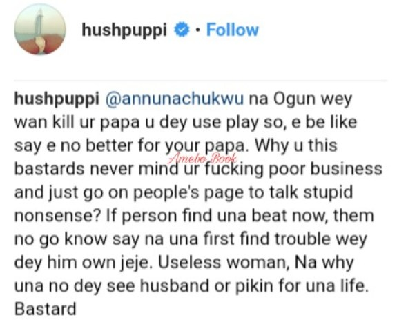 Hushpuppi Insults Commenter Who Said Billionaires Don't Make Mouth (3)