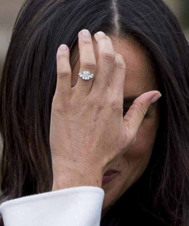 Meghan Markle's Ring After Engagement To Prince Harry (4)