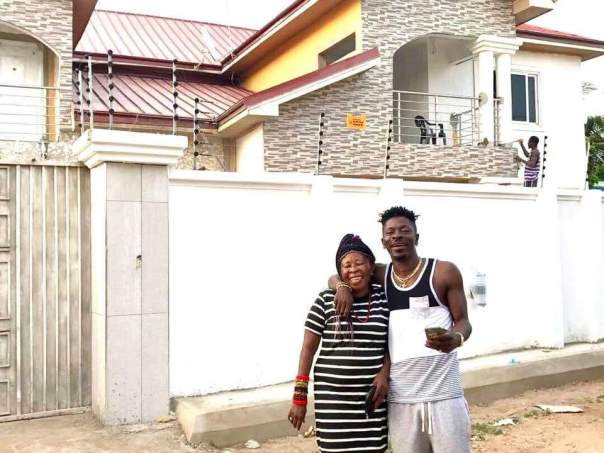 Shatta Wale Mother