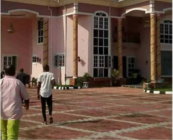 Don Waney Mansion Demolished In Rivers State (2)