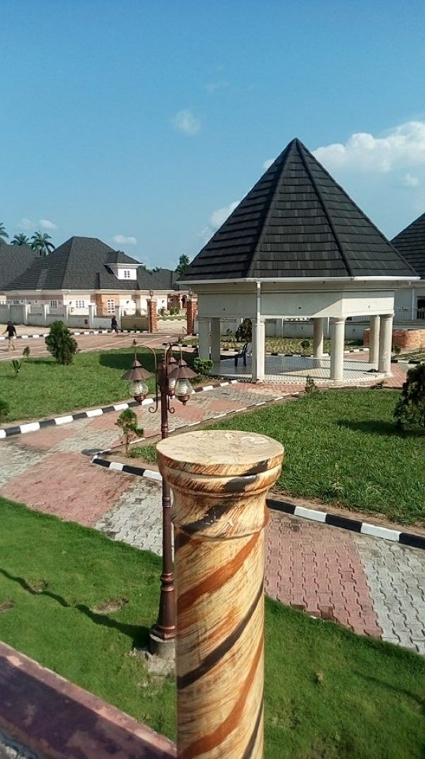 Don Waney Mansion Demolished In Rivers State (3)