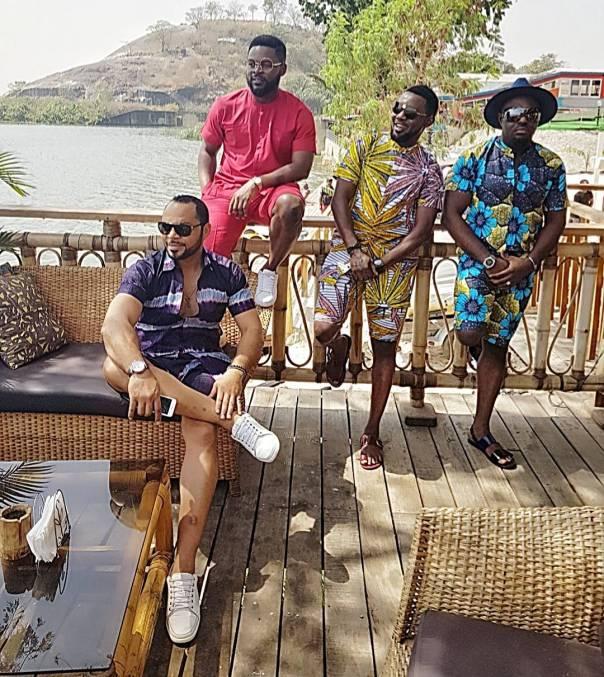 Yoruba Demons Location Shoot At Jabi Boat Club In Abuja (7)